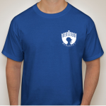 Menurkey T-Shirt - Royal Blue