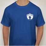 Menurkey T-Shirt - Royal Blue